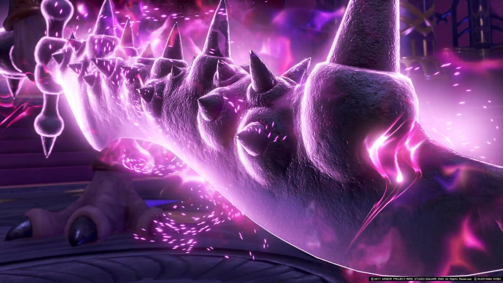 ドラクエ11 攻略日誌45 天空魔城 4階 ホメロス ウルノーガ エンディング ゲーム考察