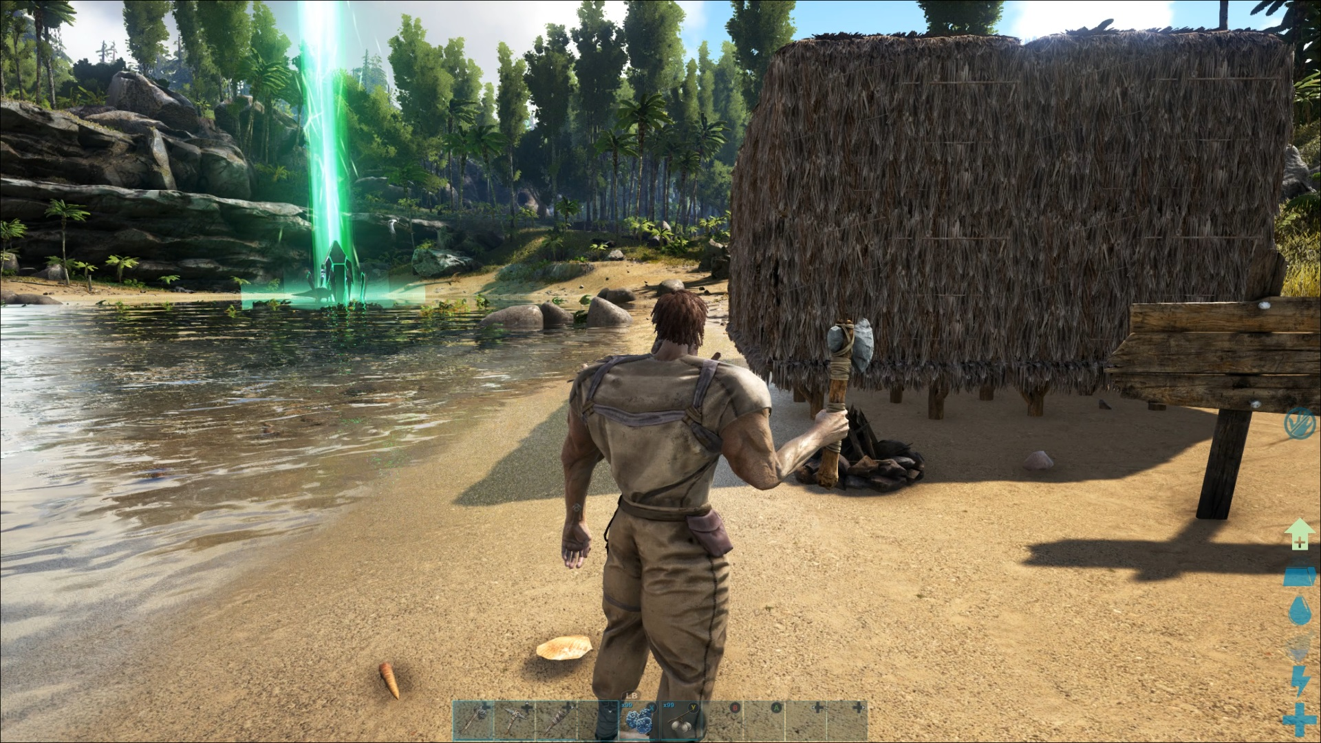 156a23aece148a731be81a33bd226ffc - 【ARK Survival Evolved】序盤攻略【究極の恐竜時代を生き抜く!】