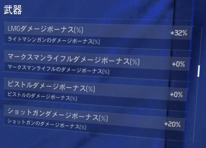 【ディビジョン1.8.1】 1ローンスタークラシファイド6LMGダメージ+32%