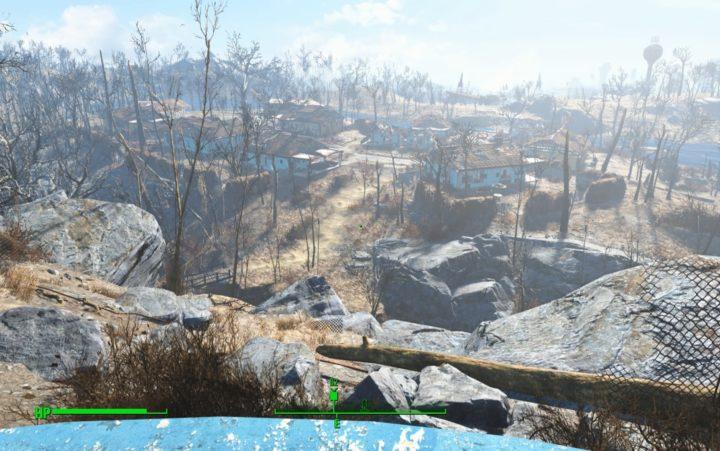 【Fallout 4】初心者向き序盤攻略法【楽しい!まで最速到達!】11 ボルトの外