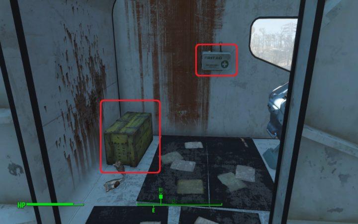 【Fallout 4】初心者向き序盤攻略法【楽しい!まで最速到達!】12 アイテムボックス