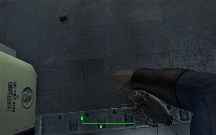 【Fallout 4】初心者向き序盤攻略法【楽しい!まで最速到達!】6 ラッドローチ