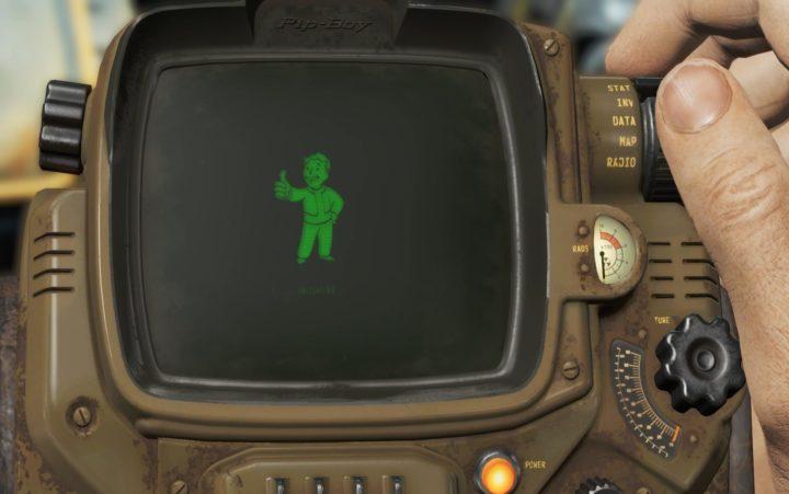 【Fallout 4】初心者向き序盤攻略法【楽しい!まで最速到達!】9 Pip-Boy